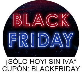 OFERTAS ANTICIPADAS DE BLACK FRIDAY 15% EXTRA en más de 400 productos
